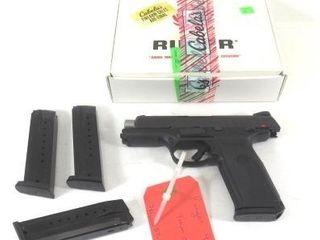 Ruger Model 9e Sn: 337-28328 Pistol 9mm In Box