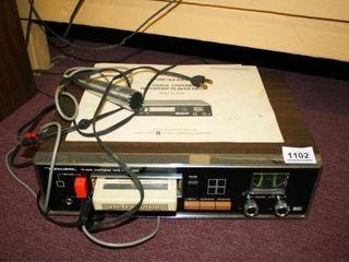 8 Track Tape Player Recorder Deck  Radio Shack