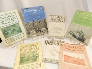 1920 s   1940 s Industrial Arts Magazines  8