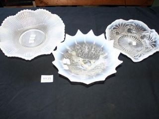 Opalescent  Per seller Candy bowls  3
