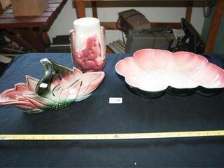 Hull  Per seller  Planter  large odd bowl  Vase