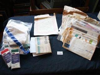 Sewing Patterns  Bindings  Warranty Paper
