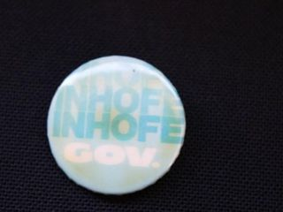 Jim Inhofe pin