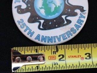 Tinker Earth Day Pin