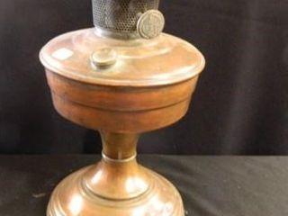 Copper Aladdin Oil lamp