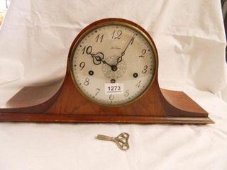 Seth Thomas Mantle Clock w key