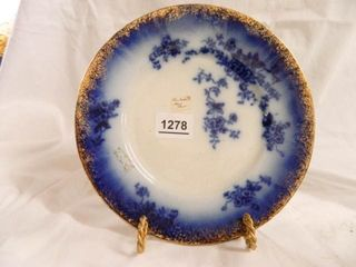 laBelle Flow Blue China Plate