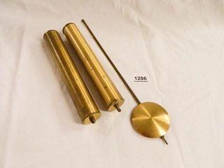 Pendulum and 2 Weights
