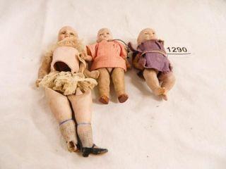 Porcelain Dolls  Moveable Joints