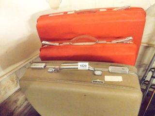 Suitcases  3  American Tourister  Samsonite