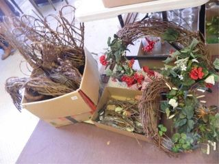 Wreaths 2  Floral Supplies