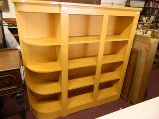 Cabinet w Storage Shelves