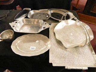 Metal Serving Items 8  Cup 1