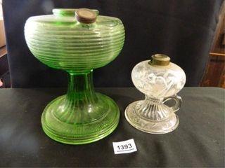 Kerosene lamp Bases   2