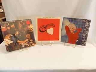 Records 12     3  Dolly Parton  Carpenters
