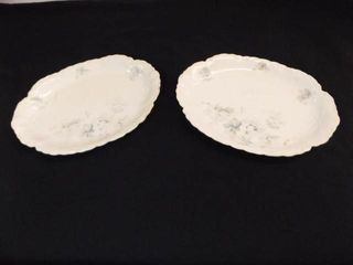 Bavarian Platters  2 same