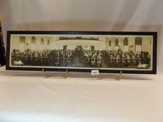 1949 Maine House of Representatives  Framed Photo