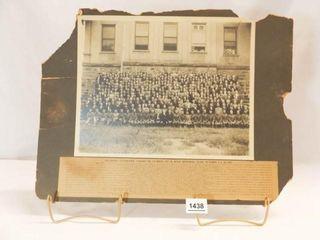 1918 Oklahoma Consistory  Guthrie Class Photo