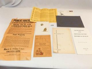 Crescent  OK Paper Items   Variety    8