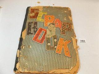 1930 s Dionne Quintuplets Scrapbook