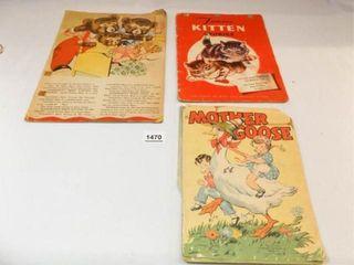 1941  1944 Children s Books  3    partial books