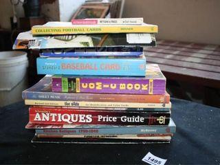Antique Pricing Books 17 total
