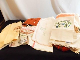 Embroidered  Appliqued Pieces   Variety  40