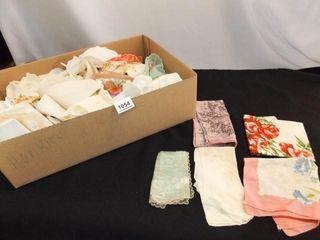 Handkerchiefs   Variety  50