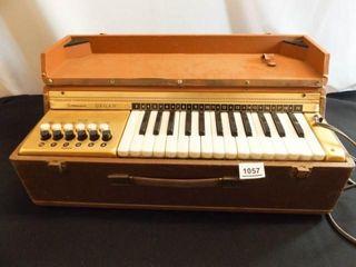 Table Top Organ in Case 22  x 10  x 7