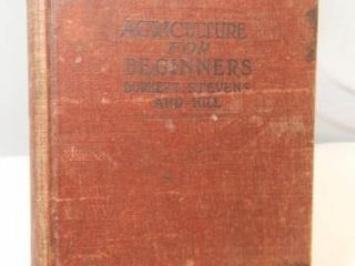 1904 Agriculture for Beginners