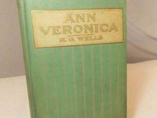 1909 Ann Veronica   H G  Wells