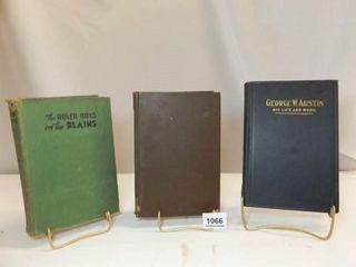 1906  1927  1944   Wheat  Oklahoma Theme Books