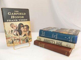 1949  1959  1961  1968   Frank Yerby Books  4