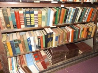 Books   Three Rows   approximately 80