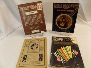 Instrumental Music Books  4