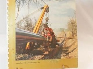 1952 A Primer of Pipe line Construction Book