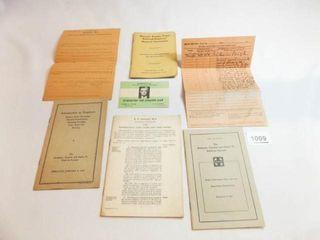 Railway Employee Papers  7