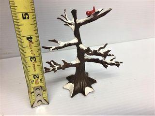 Small Bare Branch Tree