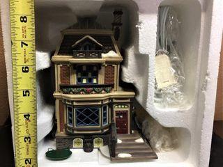 Fred Holiwells House
