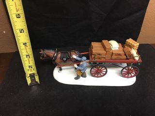 Gourmet Chocalates Delivery Wagon