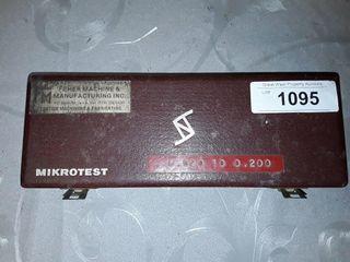 Micro Test Elektrophsik koln