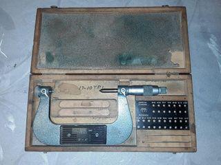 Tesa Precision Screw Thread Micrometer