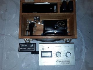 Surtronic Type 112 1502 Roughness Tester In Wood