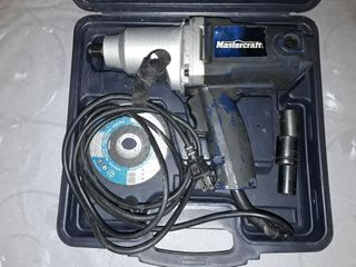 Mastercraft Impact Wrench in Case