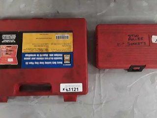 Heavy duty locking Snap Ring Plier Kit And Stud