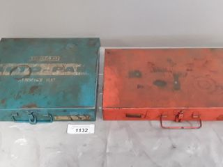 Box Of Spring Pins And Box Of Utility Springs