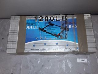 1200 New In Box Adjustable Rolling Frame