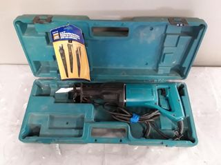 Makita Jr3000 Reciprocating Saw  w Blades Tested