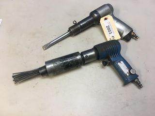 Pneumatic Air Hammers   Pneumatic Peening Gun