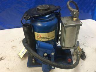 Air Hydraulic Manual Jack 23 Ton Advanced Tool
